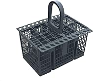 Hotpoint C00386607 Dishwasher Cutlery Basket, Grey