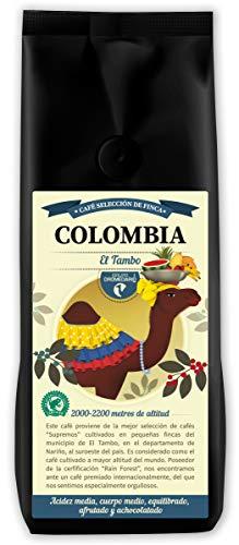 Grupo Dromedario Café Colombia El Tambo