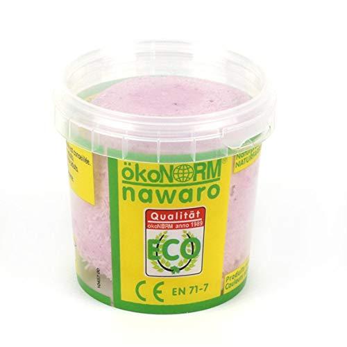 ökoNORM nawaro SOFT-Knete Einzelbecher rosa