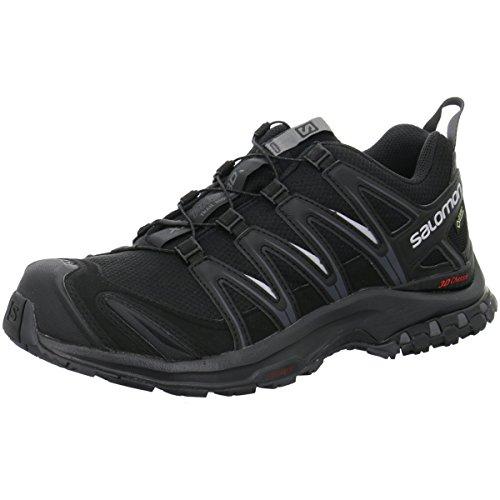 SALOMON Herren Sportschuhe XA Pro 3D GTX Herren Laufschuhe Trail-Running schwarz L39332200 schwarz 343961