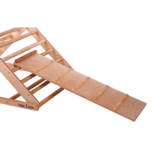 RINAGYM Rampe115*35 cm - Tabla Antideslizante para Escalera