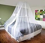 REPLOOD Mosquitera para cama de matrimonio y para cuna Mosquito Killer con dosel, 60 x 250 x 1200 cm