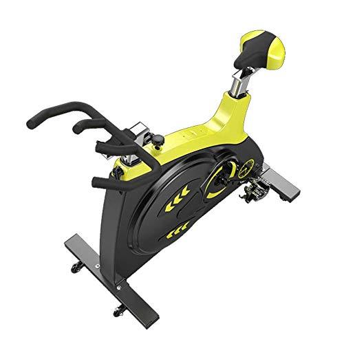 Bicicleta Ejercicio y Giratoria Bicicleta de spinning ultra silencioso de bicicleta de ejercicios cubierta de bicicletas Equipo for Deportes de quema de grasa que adelgaza Nueva Bicicleta Estática y B