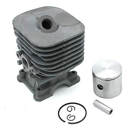 Kit de piston de cylindre 35mm pour Husqvarna 124C 124L 125 125C 125E 125L 125LD 125LDX 125R 125RJ 128C 128CD128L 128LD 128R 128LDX 128RJ 54503378 545008083