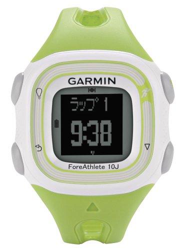 GARMIN(ガーミン) ランニングウォッチ GPS 50m防水 ForeAthlete 10J グリーン 【日本正規品】 FA10J 103911