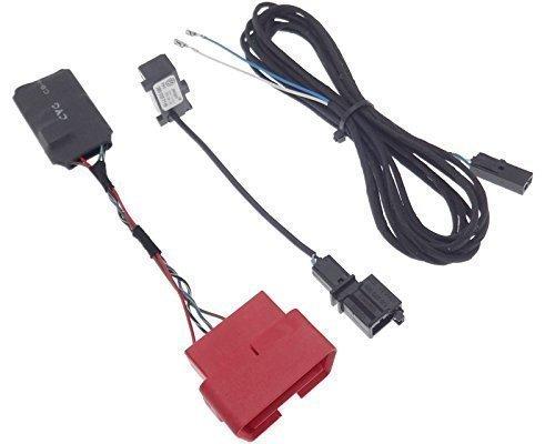Bluetooth Adapter Kabel SET Freisprecheinrichtung kompatibel mit Teilenummer 3C0035279 VAG RNS 315