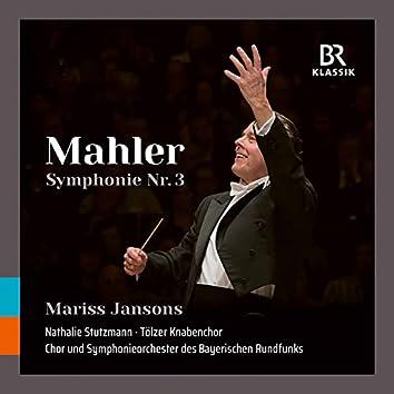 Mahler: Symphony No. 3 in D Minor (Live)