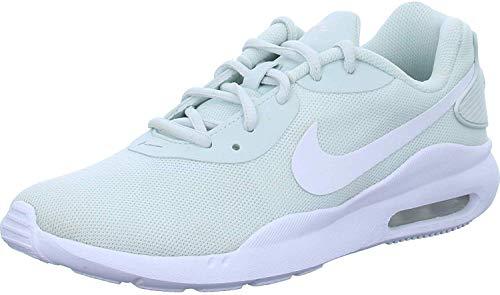 Nike Womens WMNS Air Max Oketo Ghost Aqua/White Aq2231 400 - Size 10W