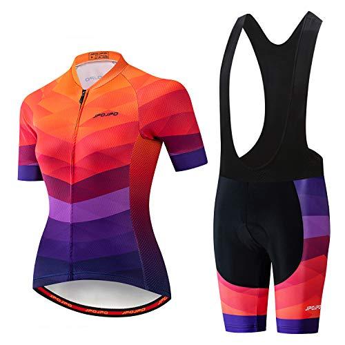 Maillot de ciclismo para mujer