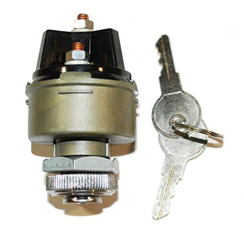 MeterMall Universal Zündschalter + Schlüssel US14 UN148 KS6180 CS7 UL3 S11