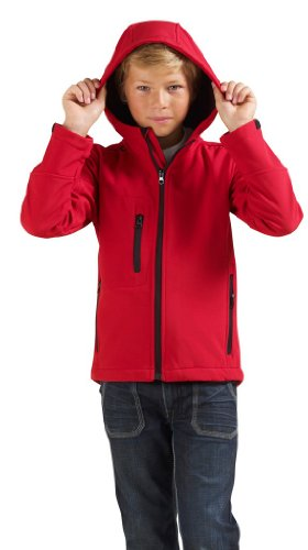 Sols Kinder Softshelljacke Hooded Softshell Jacke Replay 46603 Royal Blue 6 Jahre (106/116)