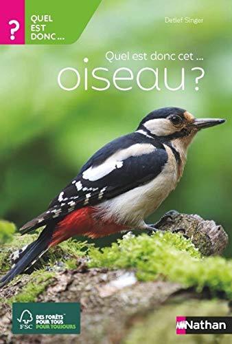 petit un compact Guide nature, quel genre d'oiseau est-ce?