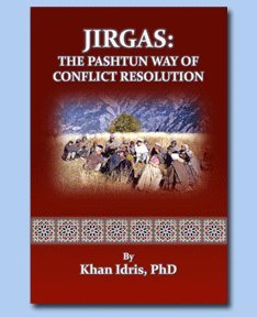Hardcover Jirgas: The Pastun Way of Conflict Resolution Book