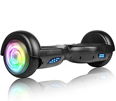 "SISIGAD Hoverboard, Self Balancing Hoverboard, 6.5"" Two-Wheel Self Balancing Scooter, Smart Hover Board for Kids Gift, Adult Electric Scooter, UL 2272 Certified"