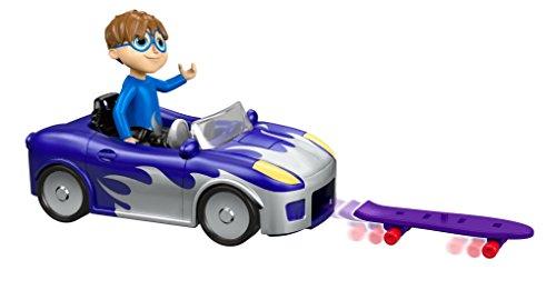 Fisher-Price Alvin & the Chipmunks, Super Skating Sportscar