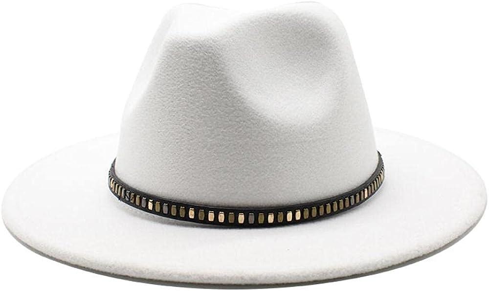 Women's and Men's Fedora Hat Classic Brim Elegant Wide Elegant Cheap super special price Wo Panama