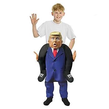 Morphsuits Piggyback Kids Costume Presidential