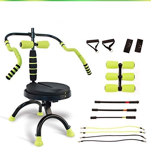 AB Doer 360 with PRO Kit: AB Doer 360 Fitness System Provides an Abdonimal and Muscle Activating Workout with Aerobics to Burn Calories and Work Muscles Simultaneously! (AB Doer Pro Kit)