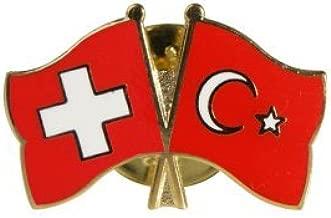 Unbekannt L177 Schl/üsselanh/änger mit T/ürkei-Flagge