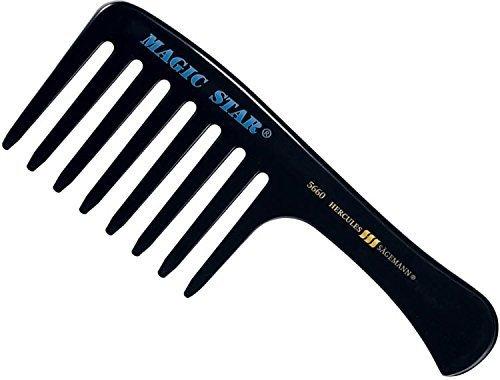 Hercules Sagemann Magic Star Hair Comb Seamless 9 by Hercules sagemann