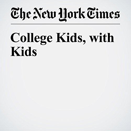 College Kids, with Kids audiobook cover art
