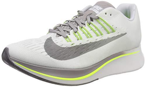 Nike Women's Zoom Fly Training Shoes, White (White/Black-Bright Crimson-Volt 101), 3.5 UK