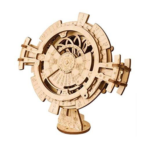 Mingliang Rompecabezas De Madera Puzzle 3D Rompecabezas Equipo De Juego Regalo De Juguete Adecuado para Juegos para Padres E Hijos para Niños