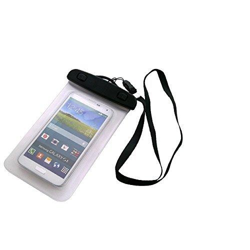 Per Xiaomi Mi A1 Custodia Cellulare Impermeabile Universale Pollici Waterproof Cover Case Universale Beach Bag parapioggia manto nevoso per Xiaomi...