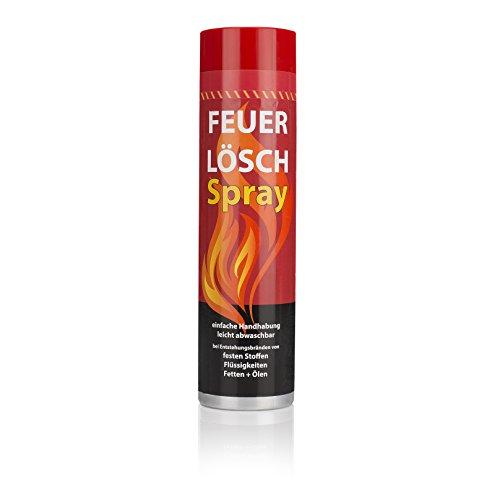 Smartwares FS600DE Brandblusspray, voor vaste en vetbranden/ABF brandblusser