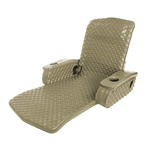 TRC Recreation Super Soft Adjustable Recliner, Bronze