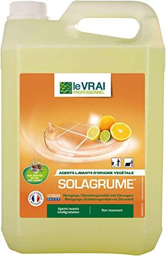 Le Vrai 11918 Agents Lavants d'origine Vegetale Solagume, Multicolore