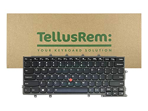 Replacement US Backlit Keyboard for Lenovo Thinkpad X230s X240 X240S X240I X250 X260 X270