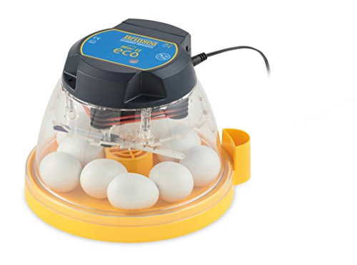 Brinsea Products Mini II Eco Manual 10 Egg Incubator, One Size