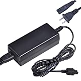 Tectra AC-L200 AC Power Adapter Charger for AC-L200C AC-L25 AC-L25A AC-L25B AC-L25C and Sony Handycam DCR-SX40 DCR-SX41 DCR-SX44 DCR-SX60 DCR-SX63 DCR-DVD305 DCR-DVD308 DCR-DVD610
