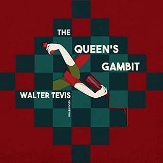 The Queen's Gambit audiobook cover art