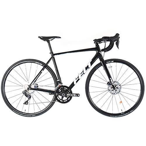 Felt 2019 FR2W Disc Womens Carbon Road Bike // 2 x 11 Speed Electronic Shifting 54cm