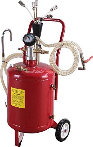 Récupérateur d'huile de vidange 22.7 litres