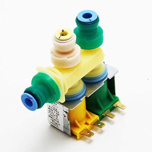 Whirlpool W10279866 Refrigerator Water Inlet Valve Genuine Original Equipment Manufacturer (OEM) Part