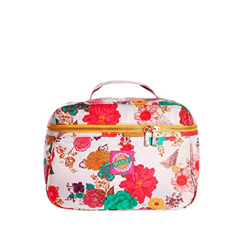 Oilily Color Splash L Beauty Case Winter White