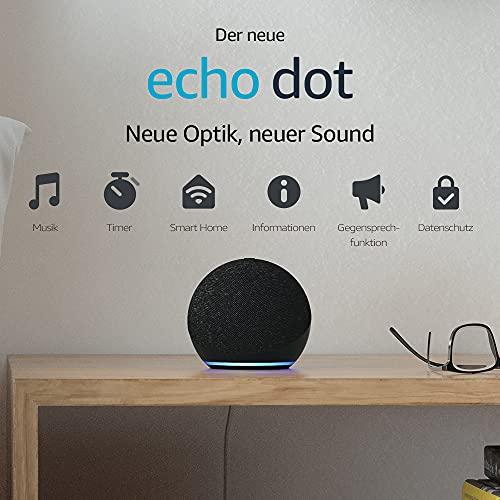 Der neue Amazon Echo Dot – 4. Generation – Sprachassistent mit Alexa - 8