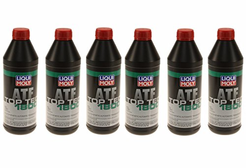 Automatic Transmission Fluid ATF (6 Liters) LIQUI MOLY MADE IN GERMANY for BMW