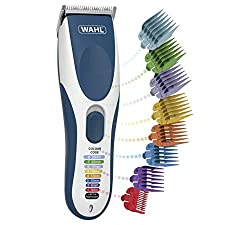 Cordless operation with an impressive 60 minute run time for freedom to move whilst styling; if you run out of power, simply plug it in and use while corded Includes 10 guide combs to create a full range of styles which are colour coded to make it ea...