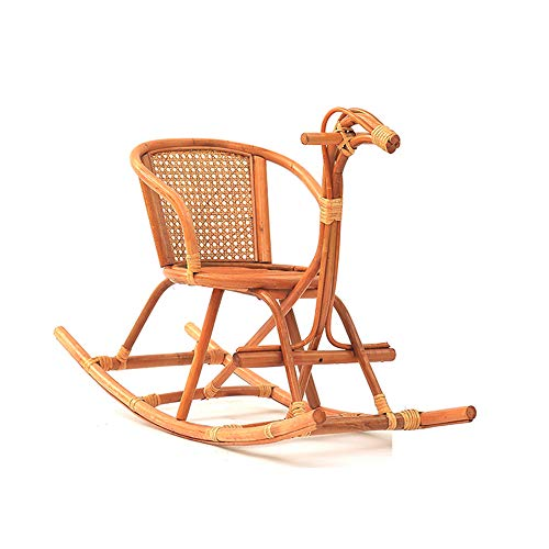 YAMEIJIA Wicker Chair Oudere Kinderstoel Lounge Recliner Patio Beach Pool Side Sport Binnen Outdoor Camping Balkon Tuinstoel