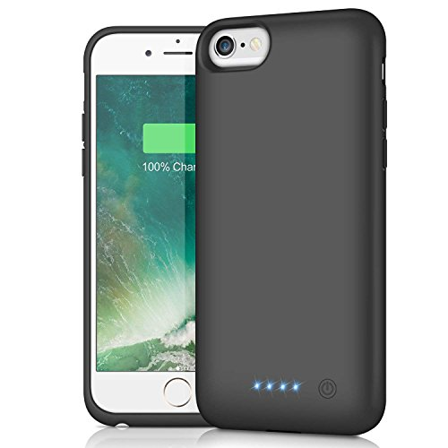 Coque Batterie iPhone 6/6S/7/8 6000 mAh