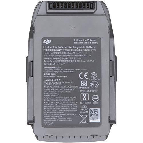 DJI – Smart Battery für Mavic 2 Pro und Mavic 2 Zoom | Flugzeiten Ihrer Drohne verlängern | Schützt vor Überlastung | Maximale Kapazität 59,29 Wh | Flugzeit 31 Minuten - 2