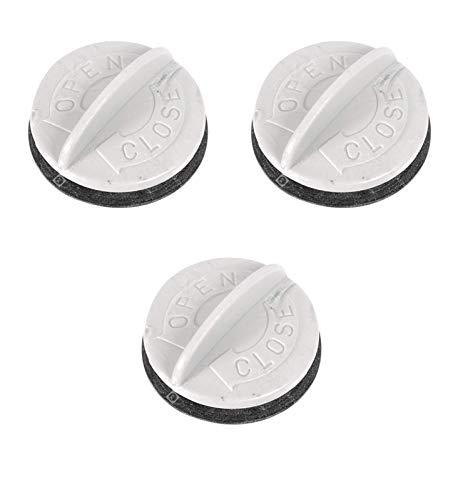 3 tornillos de cierre para filtro Kärcher como 6.414-552.0...
