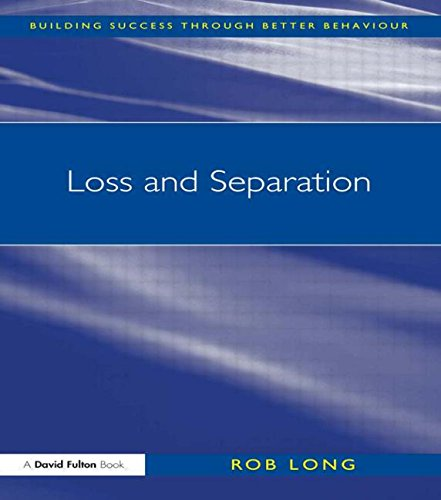 Long, R: Loss and Separation (Nasen Spotlight)