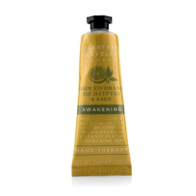 時代遅れ労苦フリースクラブツリー&イヴリン Tarocco Orange Eucalyptus & Sage Awakening Hand Therapy 25ml/0.86oz並行輸入品