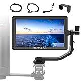 """Feelworld Master MA6F 5.5"""" DSLR Monitor de Campo, Monitor DSLR IPS 4K HDMI, Monitor Externo para Camaras Full HD 1280x720 Monitor de Cámara Réflex, Super Ligero de 174g"""