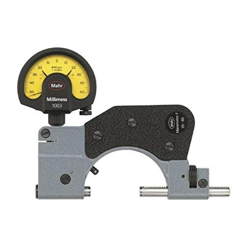 Mahr Feinzeiger Rachenlehre 840 F MaraMeter F 4450001 Messbereich 25-60 mm Wiederholbarkeit 0,5 µm